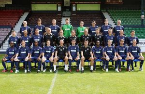 SOUTHEND UNITED 2007/08