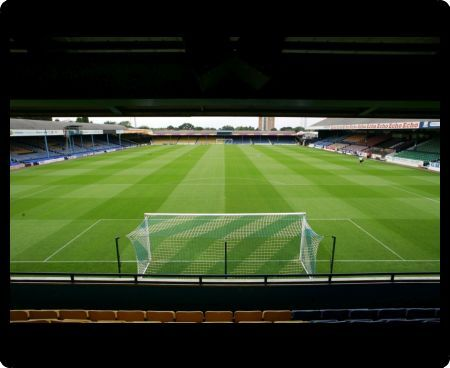 Roots Hall Stadium Roots Hall from behind the South Upper goal Credit: Garry Bowden/Galvineyes