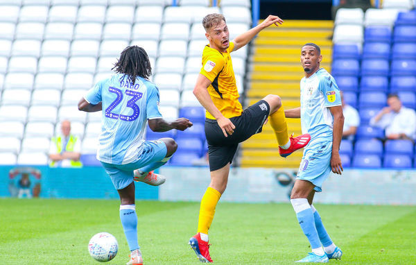 Coventry City v Southend United, EFL 1