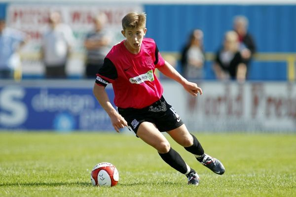 Alex Woodyard (Southend United) - Canvey Island vs. Southend United XI - Pre-Season Friendly at Park Lane, Canvey - 30/07/11 - NO UNPAID USE