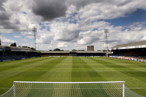 A general view of Roots Hall Stadium, home of Southend United - Roots Hall Stadium, Southend - 22/07/11 - NO UNPAID USE