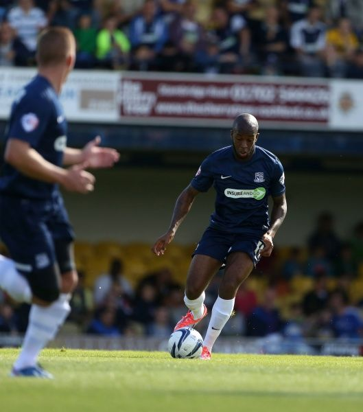 SkyBet League 2 - Southend United v Morecambe at Roots Hall Stadium. Anthony Straker Mandatory Credit: Stephen Lawrence(Southern News and Pictures)/Southend United ? NO UNPAID USE