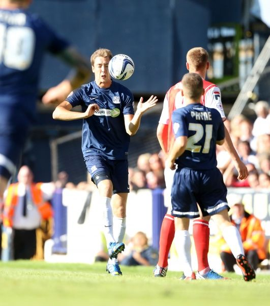 SkyBet League 2 - Southend United v Morecambe at Roots Hall Stadium. Luke Prosser Mandatory Credit: Stephen Lawrence(Southern News and Pictures)/Southend United ? NO UNPAID USE