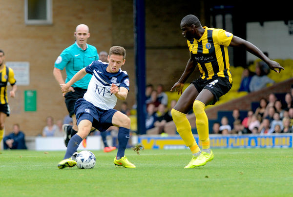 Skybet League 2: Southend v Shrewsbury  Credit: Southern News and Pictures)/Southend United ? NO UNPAID USE. Jack Payne