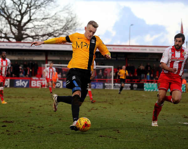 Stevenage. Southend United Miscellaneous: First Team 2014-15: Stevenage