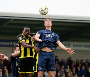 Burton Albion v Southend United