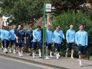 Bus Stop - Pre-Season Training