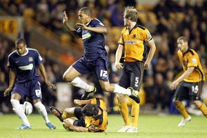 Carling Cup Second Round - Wolverhampton Wanderers vs. Southend United