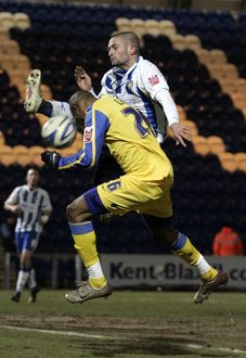 Coca-Cola League One - Colchester United vs. Southend United