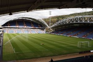 Coca-Cola League One - Huddersfield Town vs. Southend United