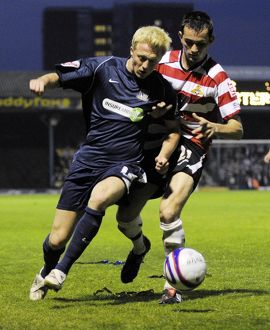 Coca-Cola League One - Play-Off Semi-Final 1st Leg - Southend United vs. Doncaster Rovers