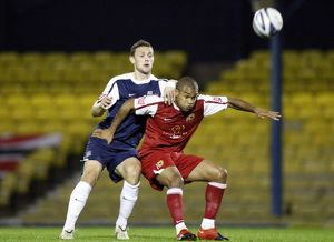 Coca-Cola League One - Southend United vs. Milton Keynes Dons