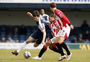Coca-Cola League One - Southend United vs. Exeter City