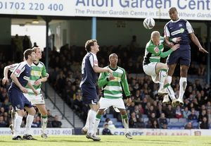 Coca-Cola League One - Southend United vs. Yeovil Town