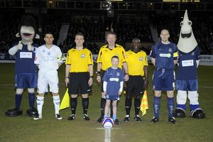 Coca-Cola League One - Southend United vs. Brighton & Hove Albion