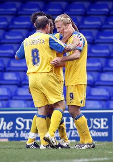 Coca-Cola League One - Stockport County vs. Southend United