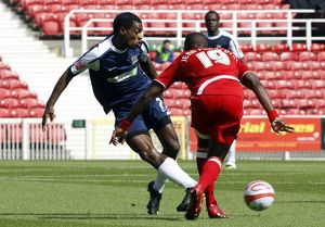 Coca-Cola League One - Swindon Town vs. Southend United