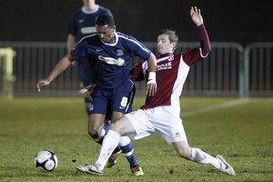 Essex Senior Cup Fourth Round - Chelmsford City vs. Southend United - 05/01/11