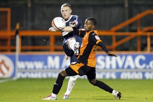 Johnstone's Paint Trophy (Second Round) - Barnet vs. Southend United