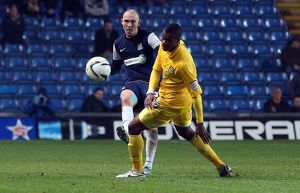 Johnstone's Paint Trophy Southern Area Semi Final - Oxford United vs