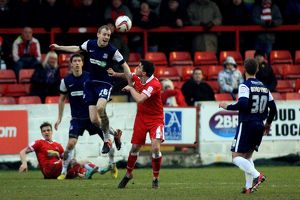 npower League Two - Accrington Stanley vs. Southend United - 09/02/2013