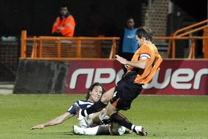 npower League Two - Barnet vs. Southend United - 25/10/11