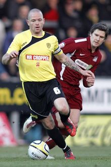 npower League Two - Burton Albion vs. Southend United - 11/12/10