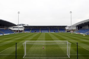 npower League Two - Chesterfield vs. Southend United