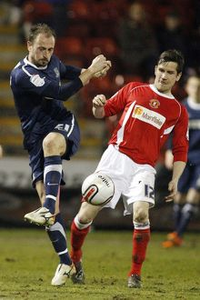 npower League Two - Crewe Alexandra vs. Southend United - 15/03/11
