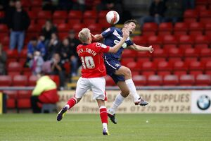 npower League Two - Crewe Alexandra vs. Southend United - 08/10/11