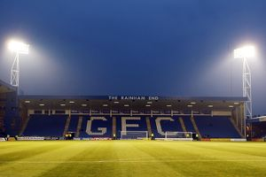 npower League Two - Gillingham vs. Southend United