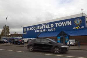 npower League Two - Macclesfield Town vs. Southend United - 29/10/11