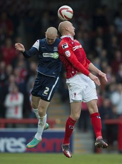 npower League Two - Morecambe vs. Southend United - 20/10/12