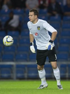 npower League One - Oxford United vs. Southend United - 21/08/12
