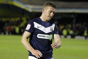 npower League Two Play-Off Semi Final Second Leg - Southend United vs