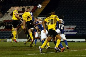 npower League Two - Rochdale vs. Southend United - 10/04/2013