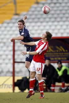 npower League Two - Rotherham United vs. Southend United - 15/01/11