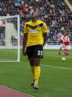 npower League Two - Rotherham United vs. Southend United - 13/10/12