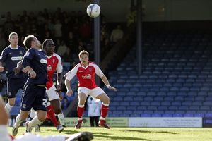 npower League Two - Southend United vs. Rotherham United