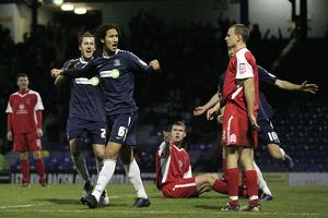 npower League Two - Southend United vs. Accrington Stanley