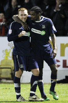 npower League Two - Southend United vs. Hereford United - 18/03/11