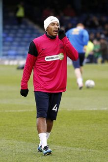 npower League Two - Southend United vs. Bristol Rovers - 26/11/11