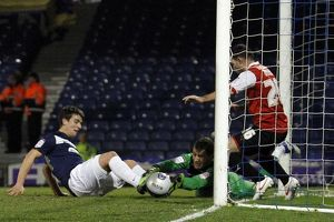 npower League Two - Southend United vs. Rotherham United - 10/02/12