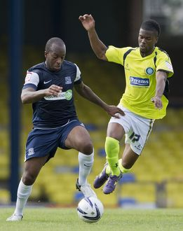 npower League Two - Southend United vs. Wycombe Wanderers - 01/09/12
