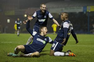 npower League Two - Southend United vs. Rochdale - 24/11/2012