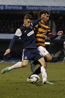 npower League Two - Southend United vs. Bradford City - 15/12/2012