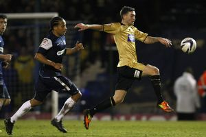 npower League Two - Southend United vs. Chesterfield - 21/12/2012
