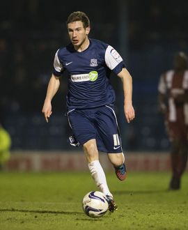 npower League Two - Southend United vs. Cheltenham Town - 12/02/2013