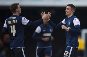 npower League Two - Southend United vs. Northampton Town - 16/02/2013