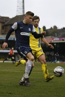 npower League Two - Southend United vs. Torquay United - 16/03/2013